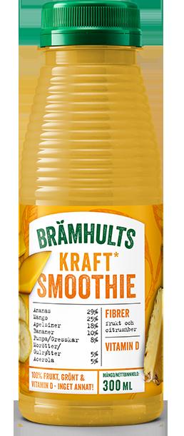 Smoothie Kraft med smak av tropiska frukter