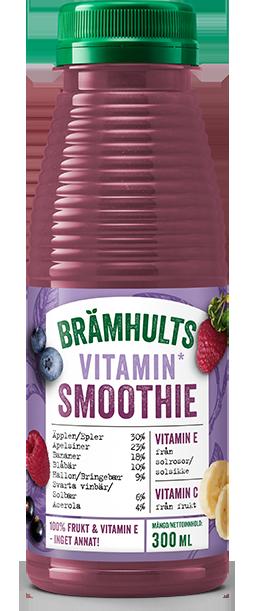 Smoothie Vitamin med smak av friska bär