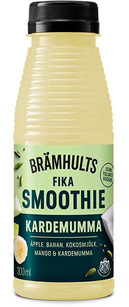 Smoothie Fika med smak av kardemumma